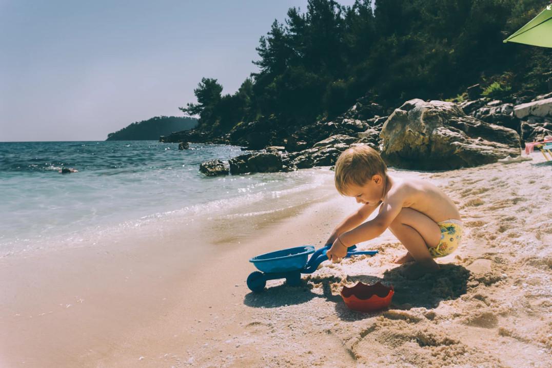 planowanie wakacji, zero waste