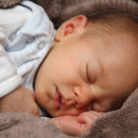 problemy ze snem u dziecka